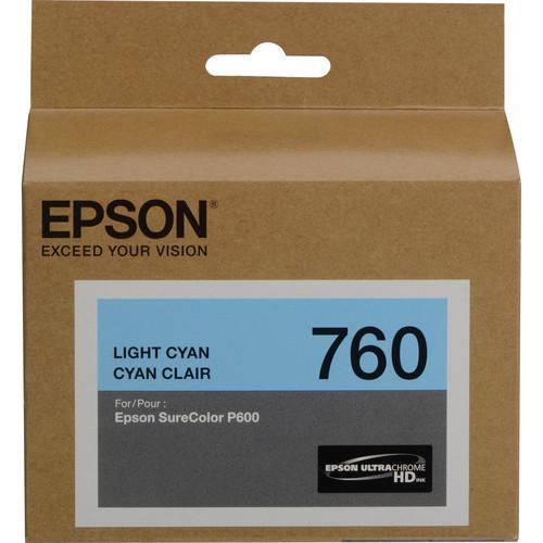 760 Light Cyan for P600