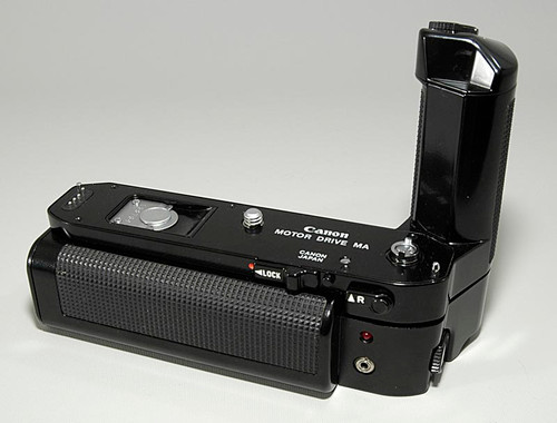 Pre-Owned - Canon MA Motor Drive  for Canon AE Series