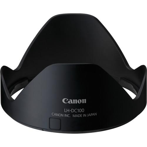 Canon Lens Hood & Filter Adapter Kit for PowerShot G3 X,LH-DC100