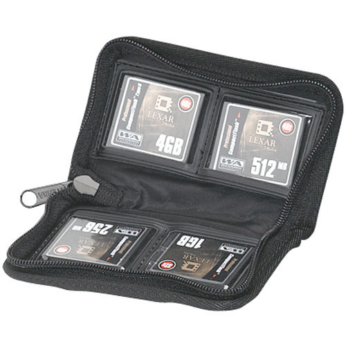 Media Wallet - For 4 Media Cards (Replacement)