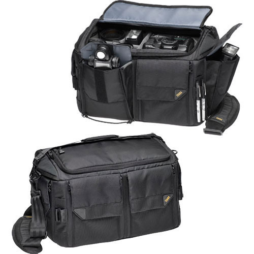 Response Shoulder Bag- Medium Tan