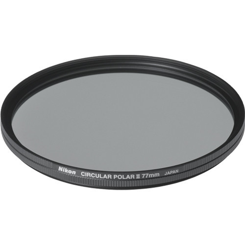 Nikon CPL 82Mm Circular Polarizing Filter II PL2