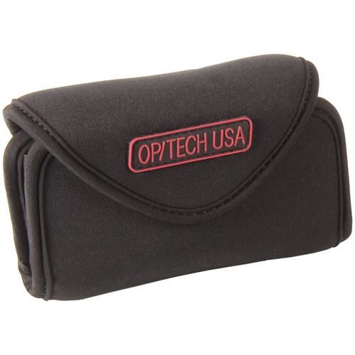 Snappeez Soft Pouch, Large Horizontal (Black)