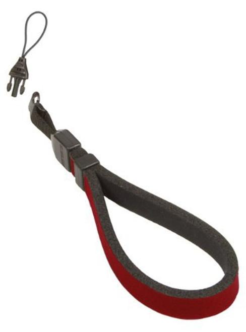 OP/TECH 1802021 Cam Strap Neoprene-Red