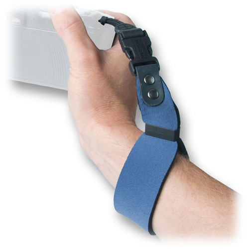 SLR Wrist Strap- Royal Blue