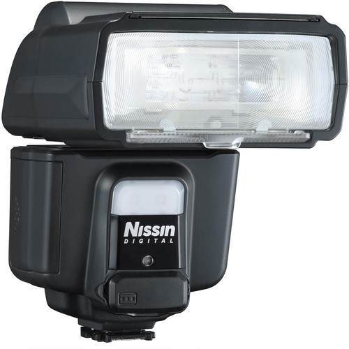 Nissin  i60A Flash for Sony Cameras Multi Interface Shoe