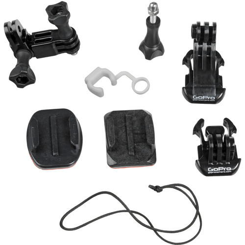 GoPro Grab Bag of Mounts and Parts