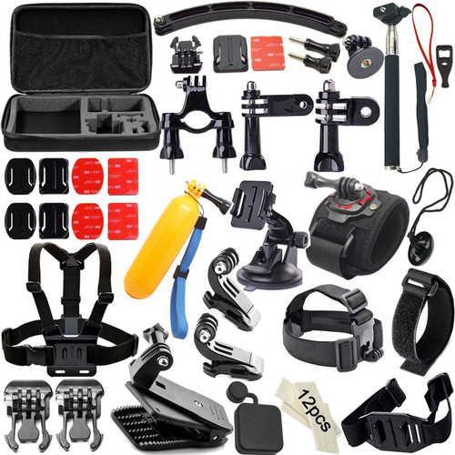 50-In-1 Accessories Kit for GoPro Hero4/3/2/1