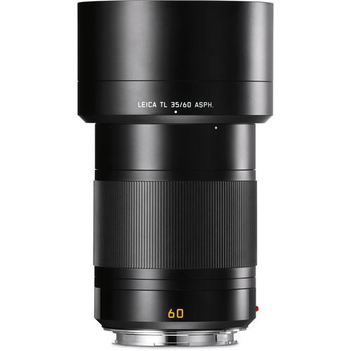 Leica  APO-Macro-Elmarit-TL 60mm f/2.8 ASPH. Lens (Black)