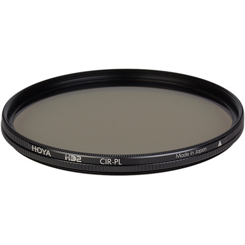 72Mm HD2 CIR-PL 8-Layer Multi-Coated Glass Filter