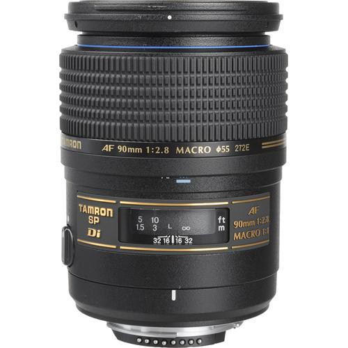 Pre-Owned - Tamron 90Mm 2.8SP AF Di For Nikon