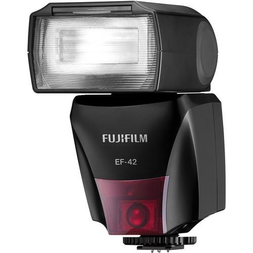 EF-42 Shoe Mount Flash for FUJIFILM Cameras