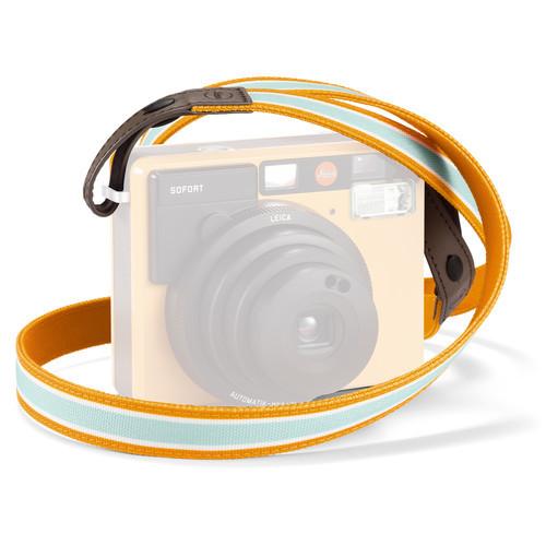 Leica  Strap for Sofort Instant Film Camera (Orange)