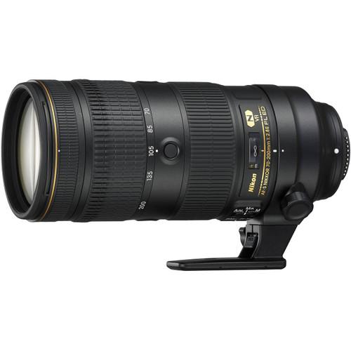 Nikon AF-S FX 70-200mm f/2.8E FL ED VR