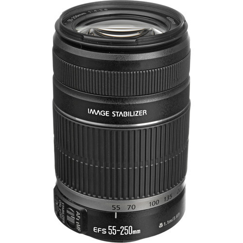 Pre-Owned - Canon EF-S 55-250Mm F/4-5.6 IS