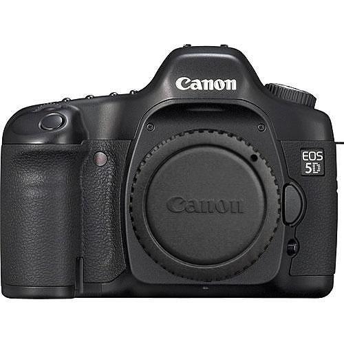 Pre-Owned - Canon EOS 5D Digital SLR 12.8Mp -10