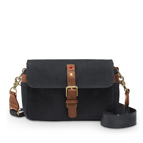 Bowery The Bowery for Leica, Canvas Camera Bag - Black