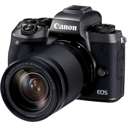 Canon EOS M5 w/ 18-150mm Lens