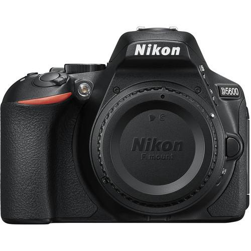 Nikon D5600 DX DSLR Camera (Body Only)
