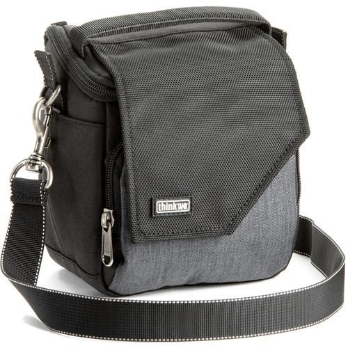 710651  Think Tank Photo Mirrorless Mover 10 Camera Bag (Pewter)