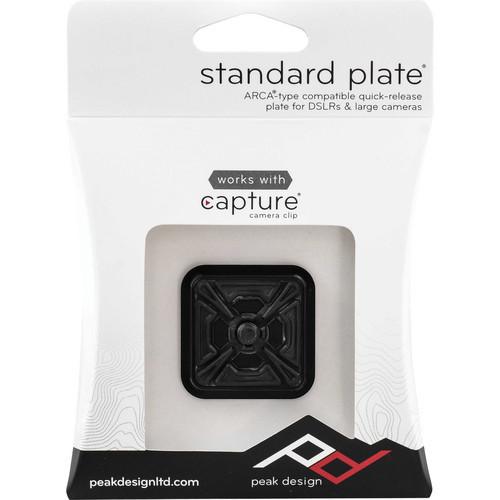Peak Design Standard Plate for All Capture Camera Clips