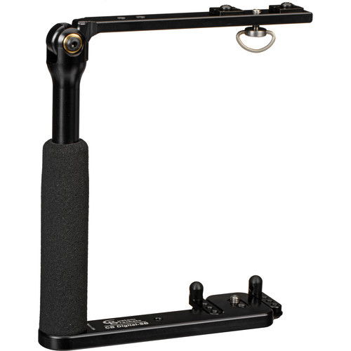 Custom Brackets  CB Digital-S Rotating Flash Bracket
