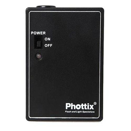 Phottix  PPL-200 Power Pack For Hot Shoe Flashes and Studio Lights