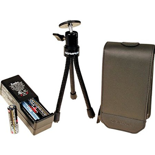 Digital Imaging Kit,Recharg Aa Bat,Case,Mini Tripo