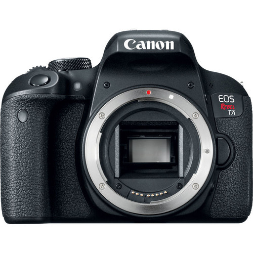 Canon EOS T7i DSLR Camera (Body Only)
