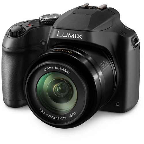 Panasonic Lumix DC-FZ80 Digital Camera (ACE54470)
