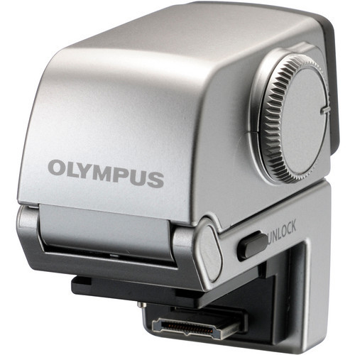 VF-3 Electronic Viewfinder (Silver) F/PEN Cameras