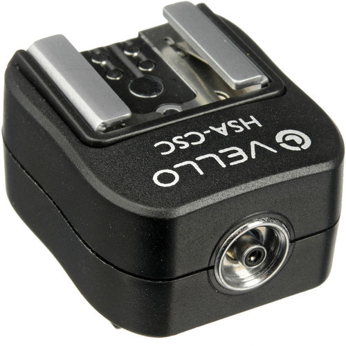 Sony Flash to Standard Hot Shoe