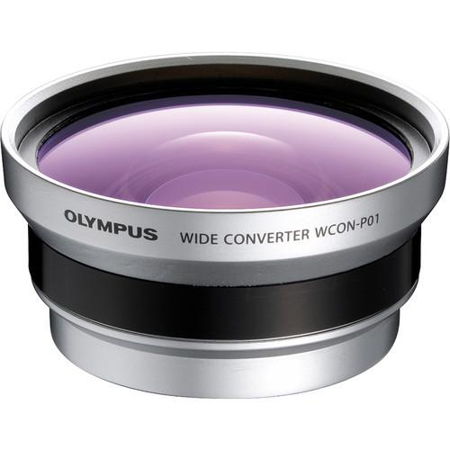 WCON-P01 Wide Converter Silver