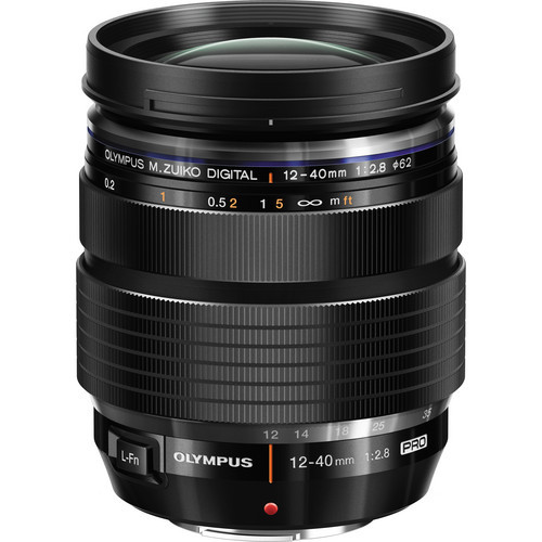 Olympus 12-40mm f/2.8 PRO M.Zuiko Digital ED Lens