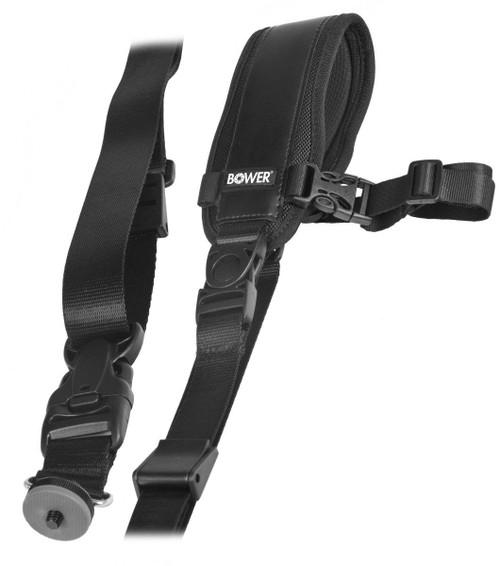Bower SS5000 Ultra Rapid DSLR Strap (Black)