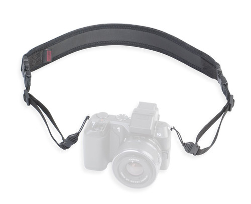 OP/TECH USA Wrist Strap for Mirrorless and Small SLR Cameras (Black)
