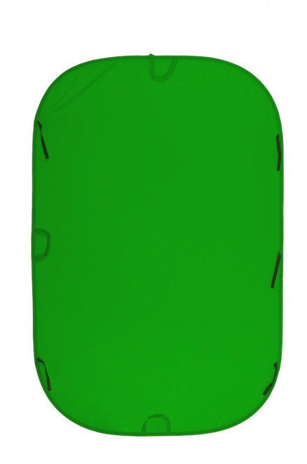 Lastolite Chromakey Collapsible Background - 6x9' - Green