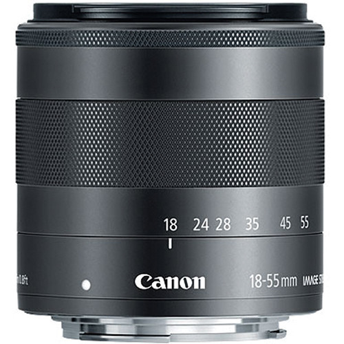 Canon EF-S 18-55Mm F/3.5-5.6 IS STM - New White Box -