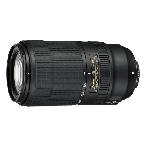 Nikon AF-P FX 70-300mm f/4.5-5.6E ED VR Lens