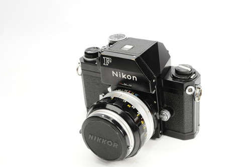 Pre-Owned - Nikon F Photomic Ftn Black w. 50MM 1.4