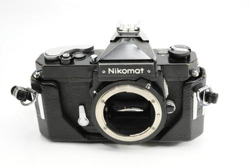 Pre-Owned - Nikon Nikkormat FT BLACK
