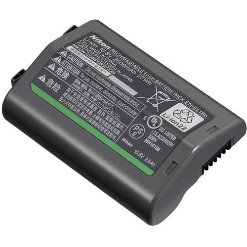 Nikon  EN-EL18b Rechargeable Lithium-Ion Battery for D5, D4S &  D4