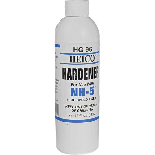 Heico Hardener for NH-5 Fixer (Liquid) for Black & White Film & Paper - 12 Oz.