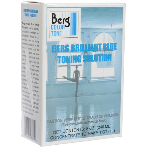 Brilliant Blue Toning Concentrate Solution