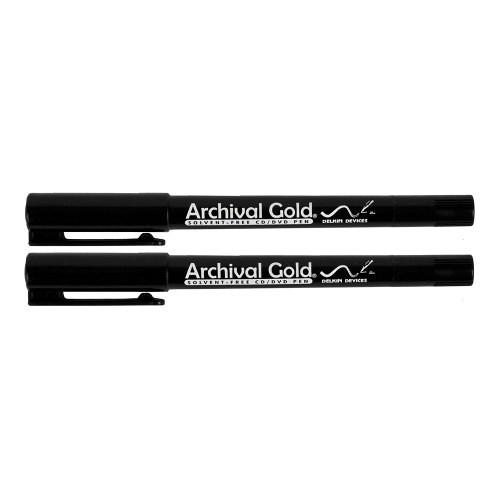 Ddcd-R,Pen 2Pk, Black