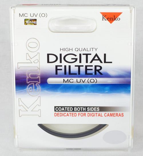 Kenko Action 40.5mm UV OPTICAL Glass Filter - Designed For Digital Cameras