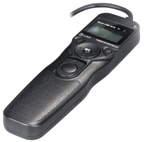 Bower LCD Timer and Remote Shutter Release for Nikon D70S and D90 Digital SLR cameras