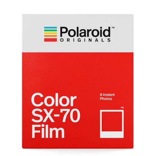Polaroid Originals Instant Color Film for SX-70, White
