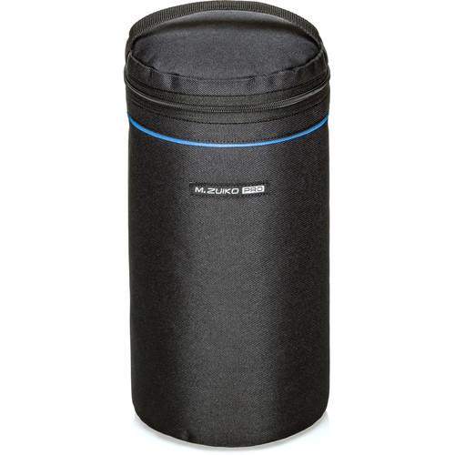 Barrel Style Lens Case Large PRO for m.Zuiko Digital Lenses