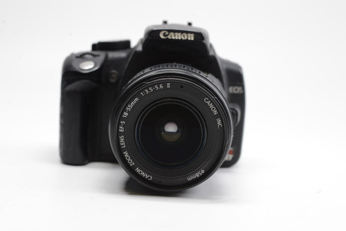 Pre-Owned - Canon EOS Rebel XT with 18-55mm II